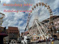 Botschaft, Bewerbung, Nürnberg 2025, Rotierender markt