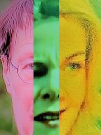 Gesicht, Menschen, Synthese, Mann