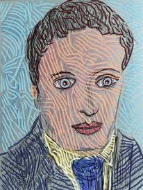 Findling, Portrait, Rückkehr 2028, Kopf