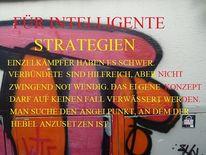 Thesen zum kunstbetrieb, These ix, Für intelligente strategien, Fotografie