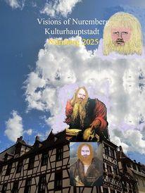 Vision, Memento mori, Vergangenheit, Nürnberg 2025