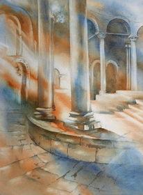 Alabaster, Kirche, Licht, Italien