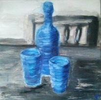 Stillleben, Malerei, Durst