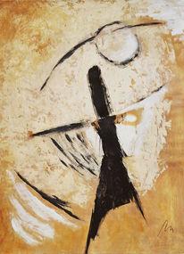 Malerei, Rahmen, Acrylmalerei, Abstrakte figur