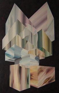 Malerei, Schach, Elementen