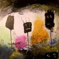 Seltsam, Wilson2, Malerei
