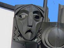 Maske, Geist, Antik, Fotografie