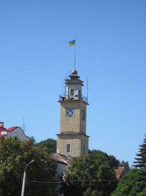 Terebovlya, Architektur, Turm, Fotografie