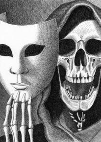 Zeichnungen, Tod