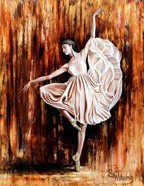 Ballett, Ballerina, Balletttänzerin, Prima ballerina
