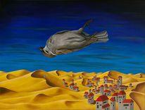 Eremit surrealismus, Malerei