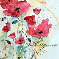 Blumen, Schöne blumen, Blumenkunst, Wiesenblumen