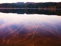 Wasser, Kirchsee, Spiegel, Natur