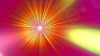 Sonne, Digitale kunst, Sonnenlicht
