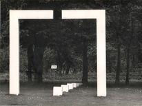 Kirche, Rheinberg, Skulptur, Marx