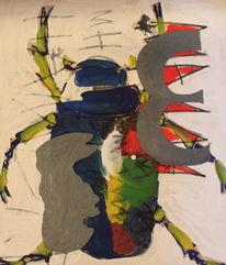 Malerei, Käfer