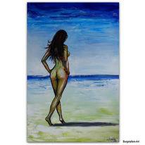 Acrylmalerei, Wandbild, Malerei, Gemälde