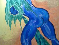 Erotik, Malerei, Rapunzel