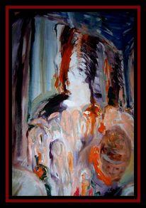 Ölmalerei, Malerei, Reiter
