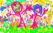 Digitale kunst, Kinder
