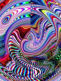 Digitale kunst, Raum, Geben