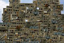 Menschen, Architektur, Gesellschaft, Technik