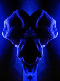Digitale kunst, Hyperrealismus, Wissenschaft, Fotografie