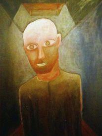 Malerei, Menschen, Ausdruck, Befindlichkeiten
