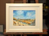 Strand, Küste, Ording, Impressionismus