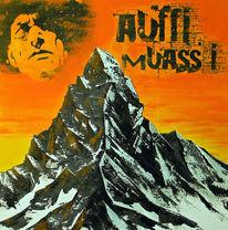 Plakate, Matterhorn, Berge, Malerei