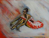 Malerei, Ballerina