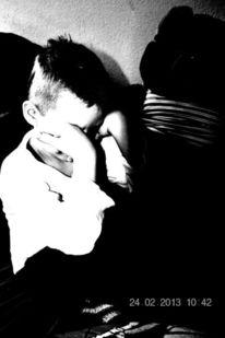 Kind, Müde, Bourn out, Fotografie