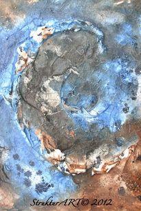 Tusche, Zeitgenössische kunst, Pigmente, Marmormehl