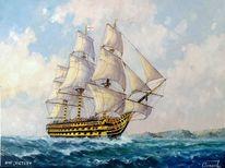 Segelschiff, Schiff, Hms victory, Kriegsschiff