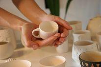Töpferei, Glasur, Dekoration, Keramik