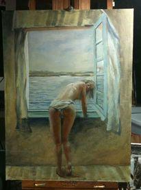 Ölmalerei, Salvador dalí, Malerei