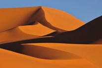 Südalgerien, Sandstrukturen, Sand, Dünen