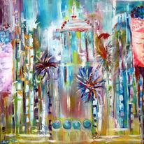 Blumen, Rückblick, Freude, Besinnlichkeit