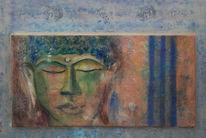 Tiefe, Licht, Buddha, Melodie