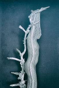Skulptur, Surreal, Struktur, Kokon