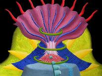 Ölmalerei, Synästhesie, Malerei, Abstrakt