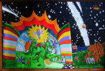 Mondfinsternis, Elfen, Fantasie, Abschied