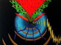 Ölmalerei, Synästhesie, Malerei