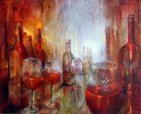 Burgunder, Partei, Weihnachten, Wein