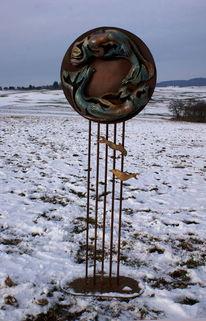 Plastik, Skulptur