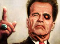 Lachen, Zeichnen, Gouvernator2, Schwarzenegger