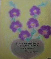 Orchidee, Malerei, Freundin