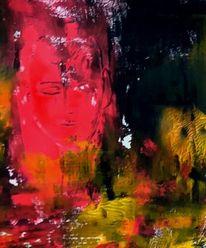Fantasie, Abstrakt, Menschen, Portrait