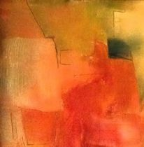 Fantasie, Warm, Linie, Malerei