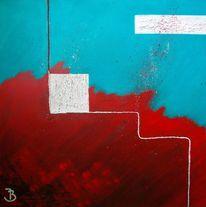 Kordel, Dominanz, Geometrie, Rot